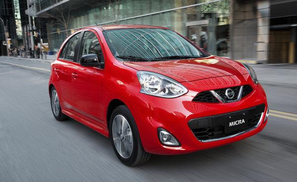 Nissan Micra, le grand retour!