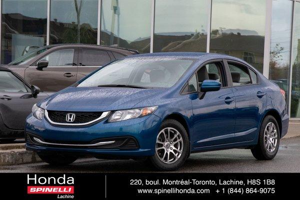 2015 Honda Civic LX DEAL PENDING MANUELLE MAGS BAS KM