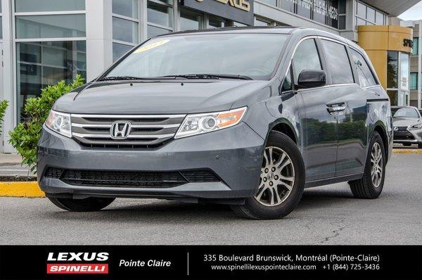 2013 Honda Odyssey EX L W/RES