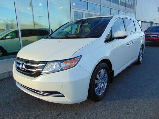 2014 Honda Odyssey EX-L NAVI GAR PROLONGÉE