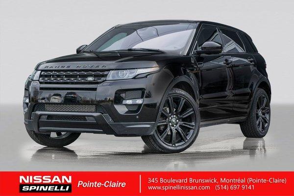 Range Rover A Vendre >> 2014 Land Rover Range Rover Evoque