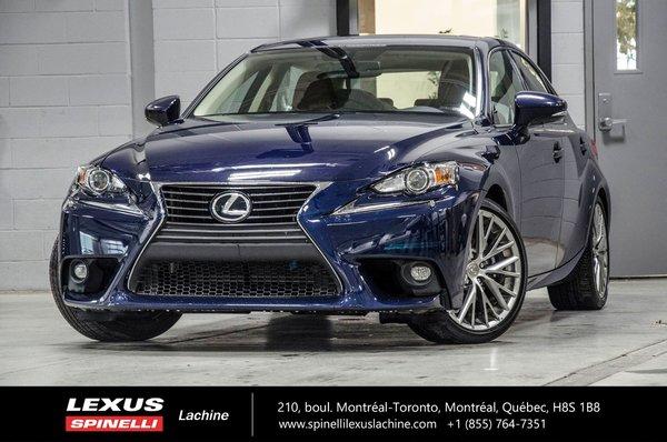 2015 Lexus IS 250 PREMIUM AWD; **RESERVE / ON-HOLD**