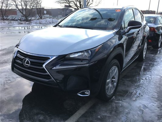new 2017 lexus nx 200t for sale in montreal groupe spinelli in montreal quebec. Black Bedroom Furniture Sets. Home Design Ideas