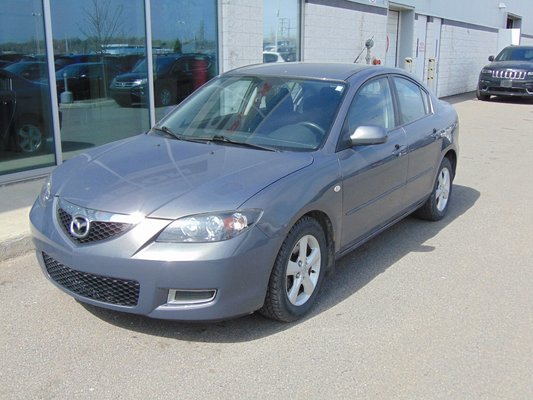 Used 2008 Mazda3 For Sale In Lachine