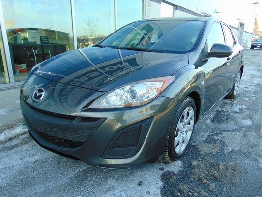 2010 Mazda Mazda3 GX DEAL PENDING SPORT AUTO AC