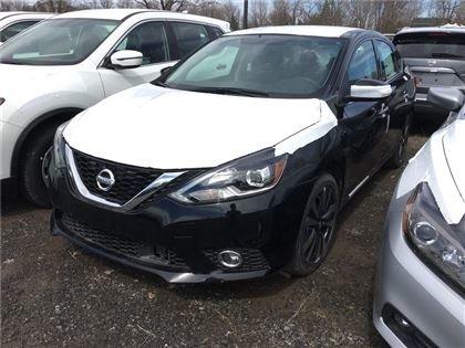 2017 Nissan Sentra 1.8 SL
