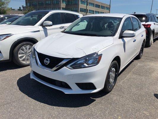 2018 Nissan Sentra 1.8 S