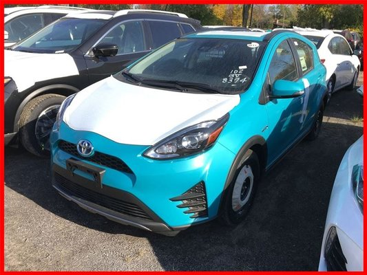 2018 Toyota C Base