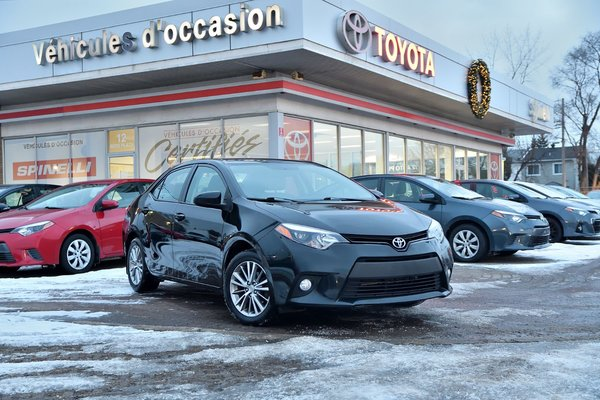 2014 Toyota Corolla LE UPGRADE TOIT