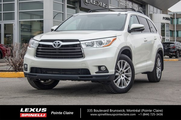 2014 Highlander For Sale >> 2014 Toyota Highlander