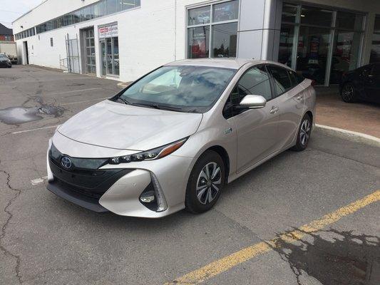 2017 Toyota PRIUS PRIME TECH
