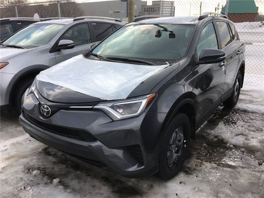 new 2017 toyota rav4 le for sale in lachine - spinelli toyota