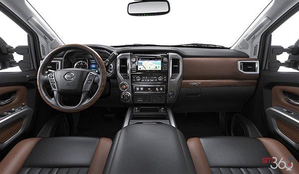 2016 Nissan Titan Xd Diesel Platinum Reserve Morrey Auto Body And
