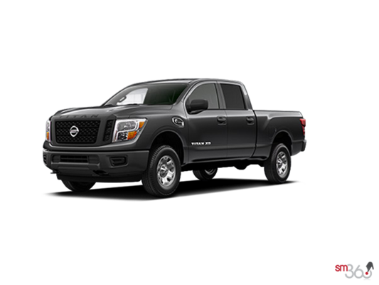 2016 Nissan Titan PRO-4X Diesel