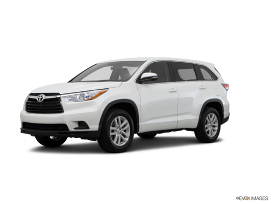 2016 Toyota Highlander -