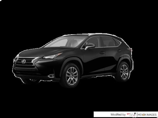 2017 Lexus NX 200t -