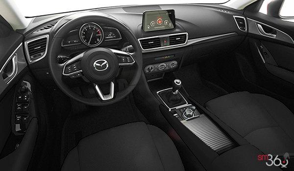 Mazda for sale in north vancouver morrey mazda for Mazda 3 2017 hatchback interior