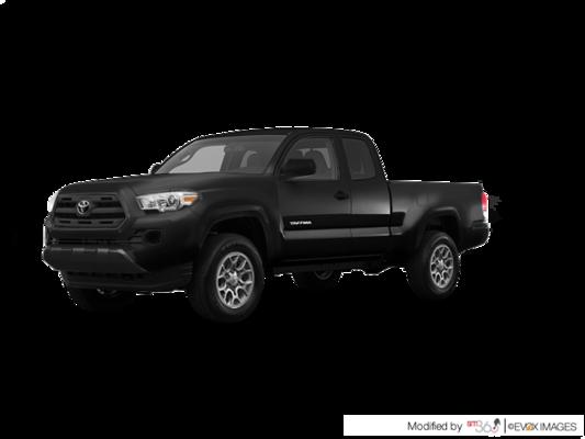 2017 Toyota Tacoma -