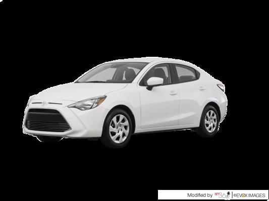 2017 Toyota Yaris -