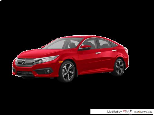2018 Honda Civic Coupe TOURING