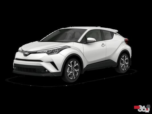 2018 Toyota C-HR -
