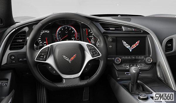 Chevrolet Corvette ZR1 3ZR 2019