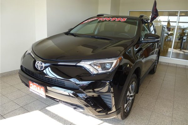 2016 Toyota RAV4 LE 2WD LE FRONT WHEEL DRIVE