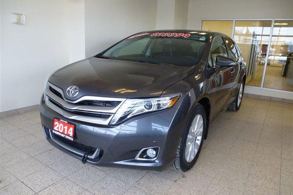 2014 Toyota Venza LIMITED TECH PKG AWD
