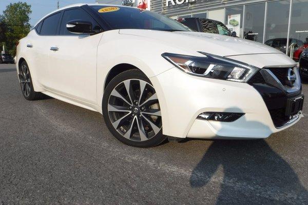 2016 Nissan Maxima SR**19 POUCE**GPS**CUIR