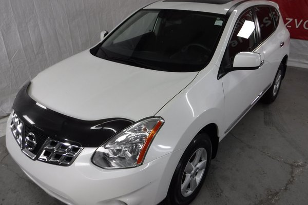 Nissan Rogue S FWD SPECIAL EDITION 2013
