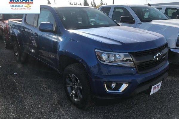 2018 Chevrolet Colorado Z71  - Bluetooth -  Heated Seats - $254.10 B/W