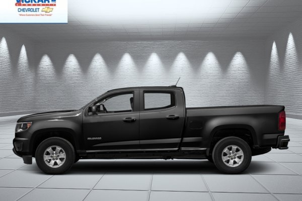 2018 Chevrolet Colorado Work Truck  -  Towing Package - $215.56 B/W