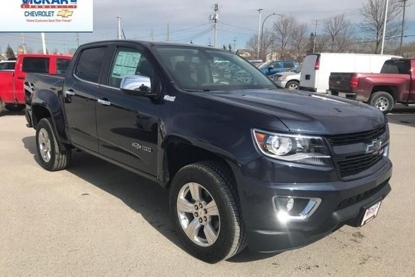2018 Chevrolet Colorado Z71  - Bluetooth -  Heated Seats - $278.69 B/W