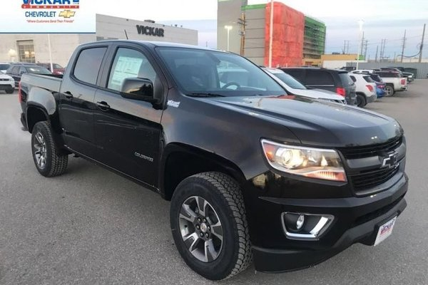 2019 Chevrolet Colorado Z71  - $266.41 B/W