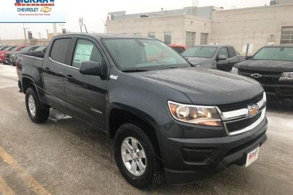 2019 Chevrolet Colorado WT  - $235.29 B/W