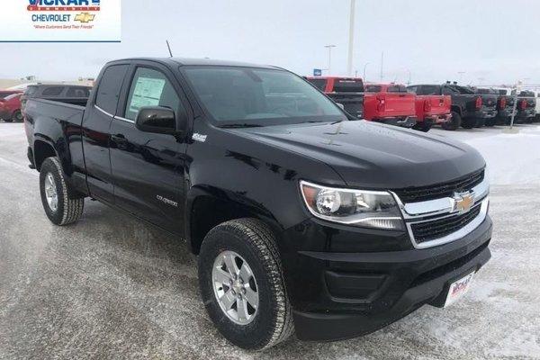 2019 Chevrolet Colorado WT  - $210.73 B/W