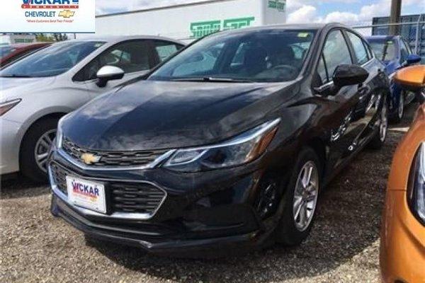 2017 Chevrolet Cruze LT  - Bluetooth -  SiriusXM - $131.14 B/W