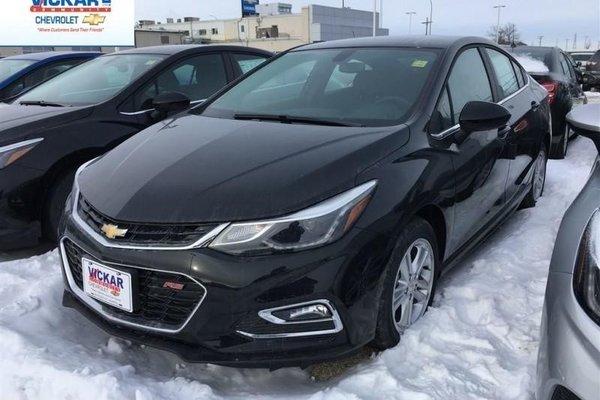 2018 Chevrolet Cruze LT  - Bluetooth -  Heated Seats - $158.09 B/W