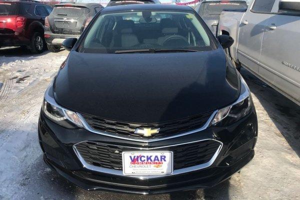 2018 Chevrolet Cruze LT  - Bluetooth -  Heated Seats - $161.07 B/W