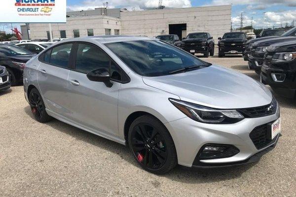 2018 Chevrolet Cruze LT  LT REDLINE EDITION $170 B/W