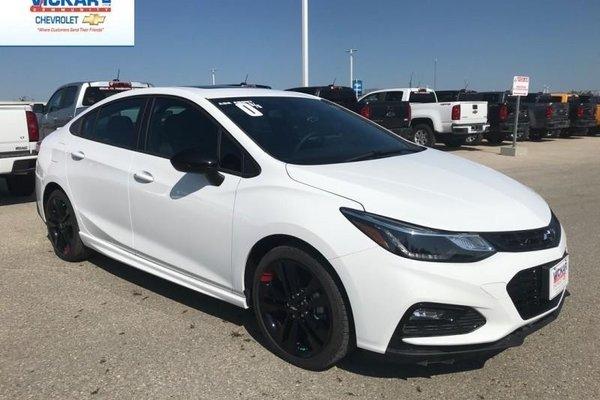 2018 Chevrolet Cruze LT  - $183.08 B/W