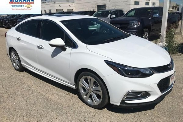 2018 Chevrolet Cruze Premier  - $198.03 B/W