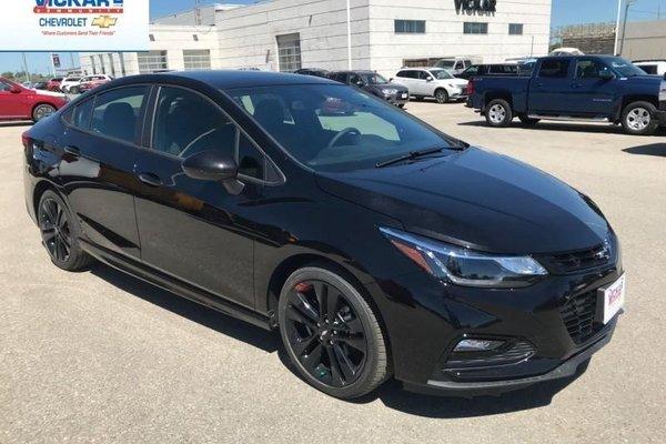 2018 Chevrolet Cruze LT  - $186.52 B/W