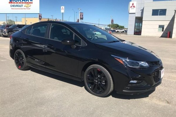 2018 Chevrolet Cruze LT  - $197.25 B/W
