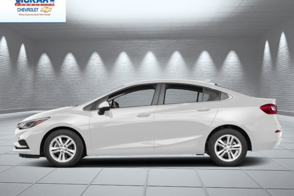 2018 Chevrolet Cruze LT  - Bluetooth -  Heated Seats - $139.92 B/W