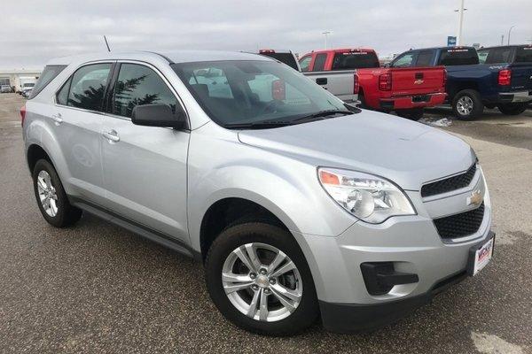 2014 Chevrolet Equinox LS  - Bluetooth -  SiriusXM - $142.86 B/W