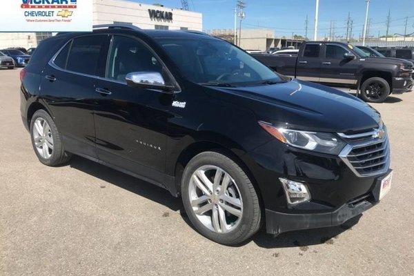 2018 Chevrolet Equinox Premier  - $248.26 B/W