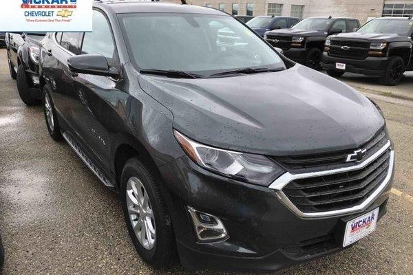 2018 Chevrolet Equinox LT  - Bluetooth -  Heated Seats - $212.08 B/W