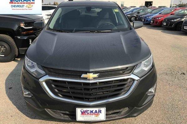 2018 Chevrolet Equinox LT  - $206.20 B/W
