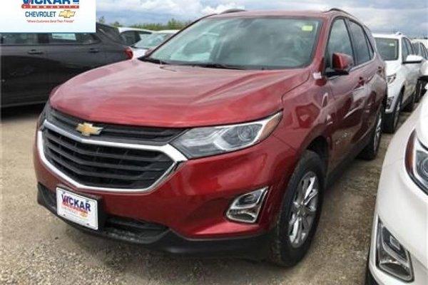 2018 Chevrolet Equinox LT  - Bluetooth -  Heated Seats - $214.19 B/W